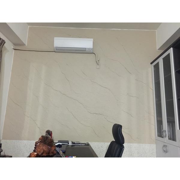 室內塗裝 #砂岩漆-坂居塗裝工程行-南投