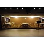宴會廳舞台區裝潢