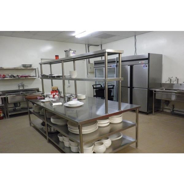 宴客餐廳廚房裝潢