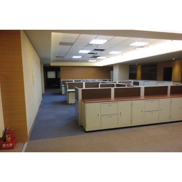 開放式辦公區裝潢