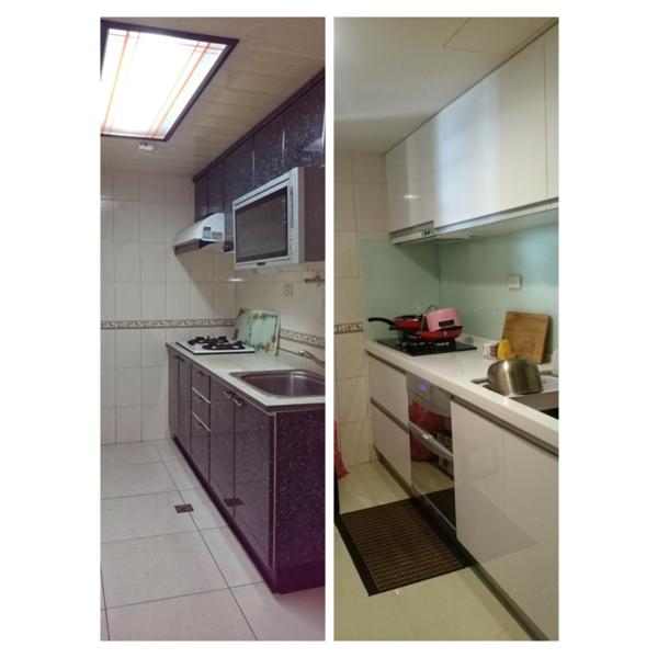廚房整修-齊景空間設計有限公司-桃園
