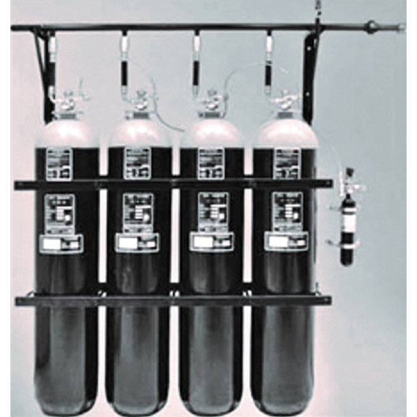 LPG氬氣/氮氣/CO2氣體滅火系統