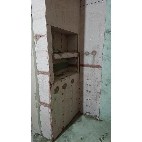 輕質灌漿牆-富麗庭室內裝修工程有限公司-高雄