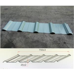750型五溝清板-1-鑫洲恆建材有限公司-桃園