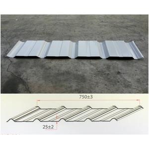 750型五溝清板-2-鑫洲恆建材有限公司-桃園