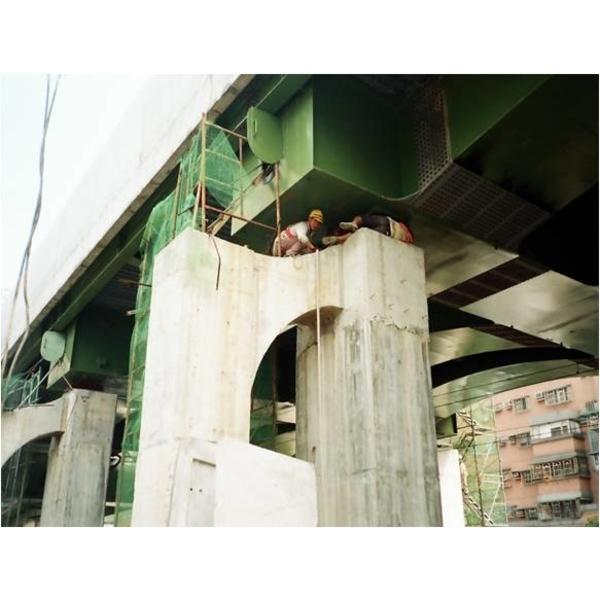 無收縮水泥橋梁支撐墊灌漿-名露工程行-基隆