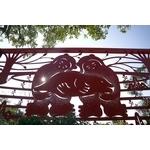 鐵藝雷射雕刻-pic2