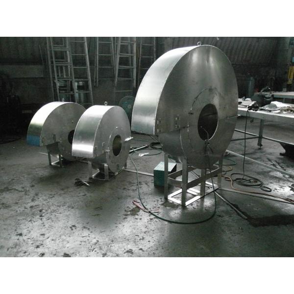 鋁合金渦輪風罩