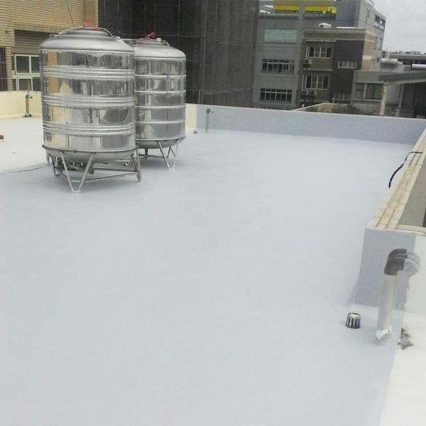 頂樓防水處理