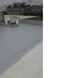 屋頂防水前