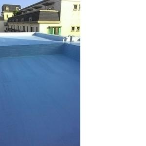 屋頂防水後