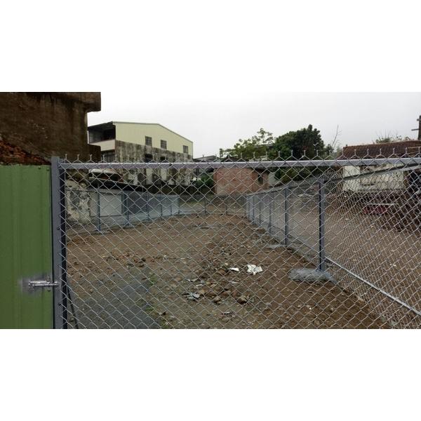 菱形網圍籬