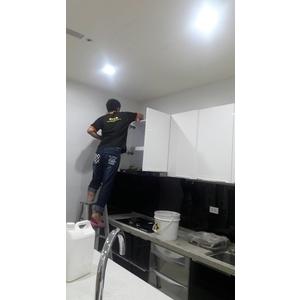新家裝潢後清潔