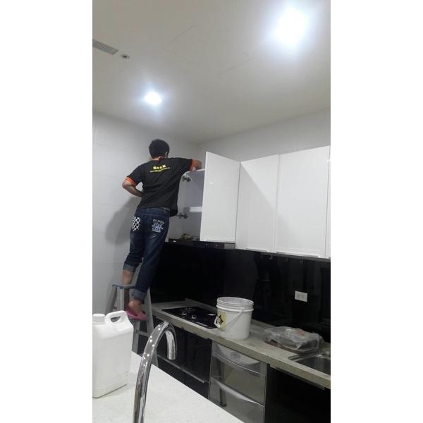 新家裝潢後清潔-陽光家園清潔團隊-台中