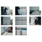 磁磚矽利康修補