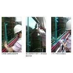 玻璃矽利康黏著工程