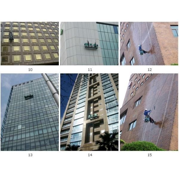 大樓外牆清洗-永燁國際工程有限公司-新竹
