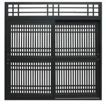 推拉門-皇佳鋁業-防颱氣密窗,靜音氣密鋁窗,浴室門,防盜門窗,氣密窗,推射窗