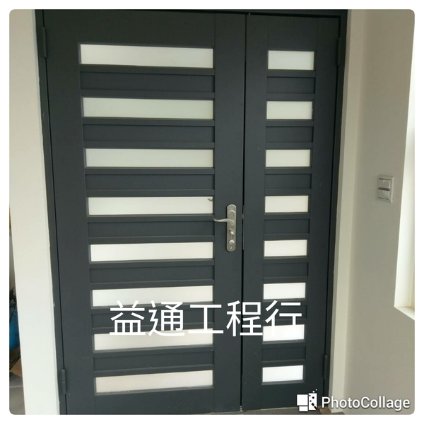 琉化銅門-益通工程行-台中