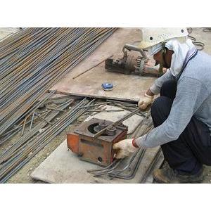 手提式鋼筋彎曲機-星元貿易有限公司-台北