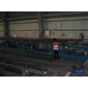 全自動五頭鋼筋彎曲機-星元貿易有限公司-台北