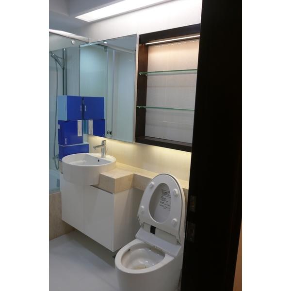 衛浴設備安裝-曜宇室內外裝修工程-基隆