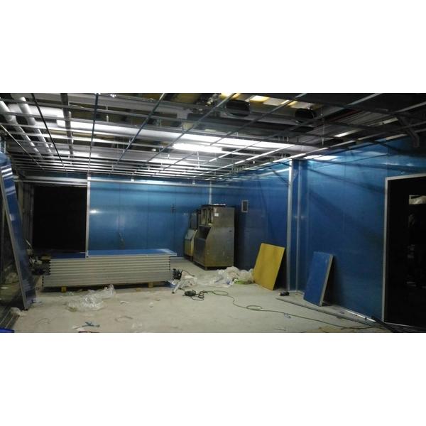 無塵室修改工程