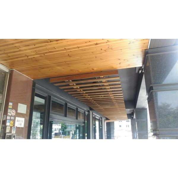 木作天花板