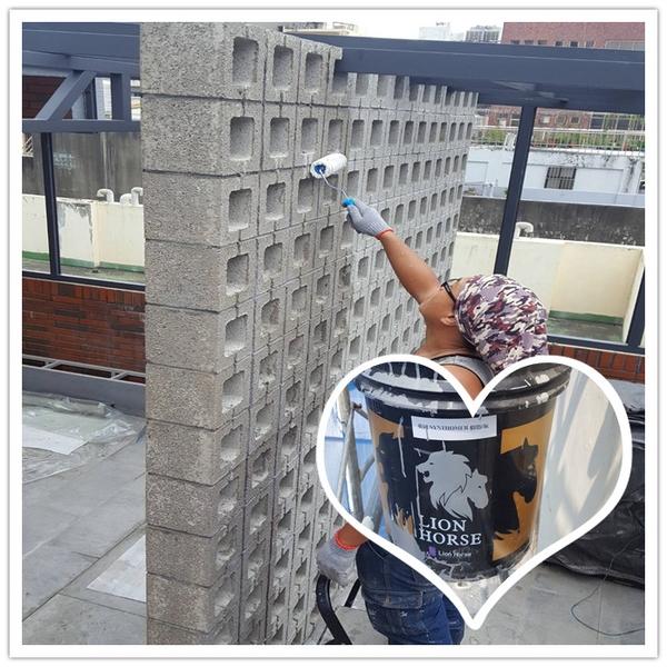 屋頂PU防水修繕