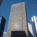 新宿Center大樓-隔震工程,制震工程,隔震裝置,制震裝置,制震阻尼器-山銘科技有限公司