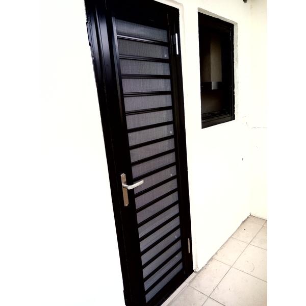 三合一通風門-台南楓晟鋁門窗