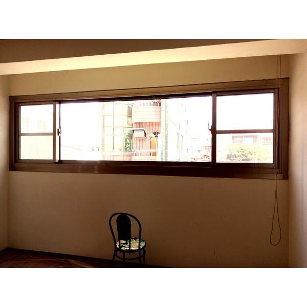 舊窗換新窗(乾式施工)-台南楓晟鋁門窗