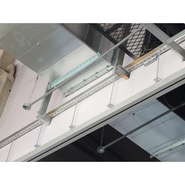補強、封板與風管-強盛家室內裝修有限公司-台北