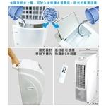 移動式水冷氣扇 蜂巢式水冷扇