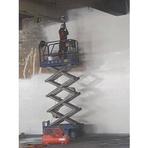 牆壁噴漆工程