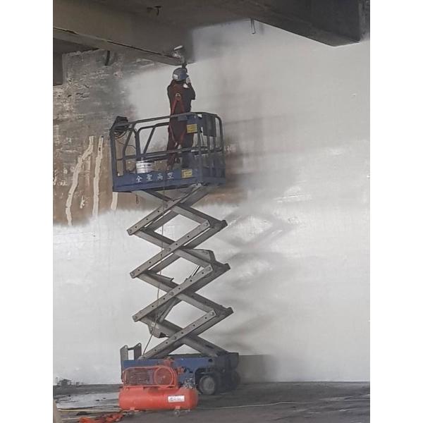 牆壁噴漆工程-翱鼎工程有限公司/眺鼎-新竹