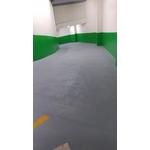 環氧樹脂地坪車道