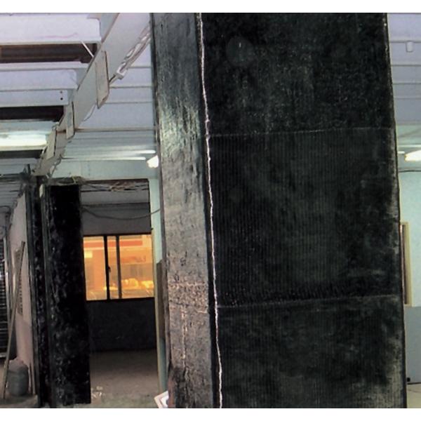 碳纖維補強貼附完成-大相工程有限公司-台北