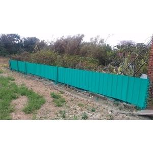 圍籬浪板油漆保養