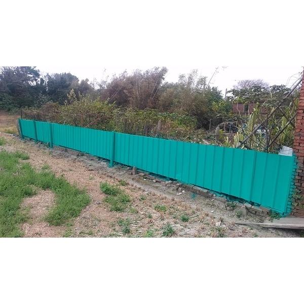 圍籬浪板油漆保養-宅美油漆防水工程-彰化