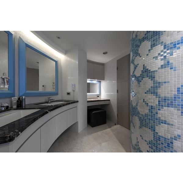 浴室設計-西雅圖室內設計-台中