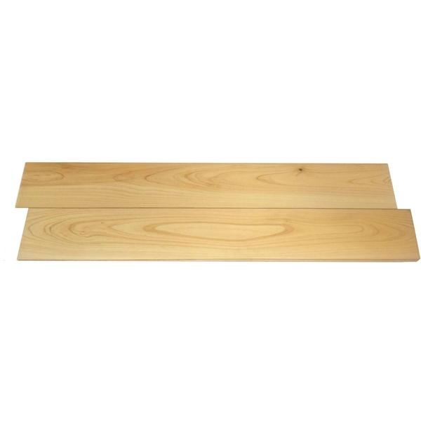 檜木貼皮集成地板