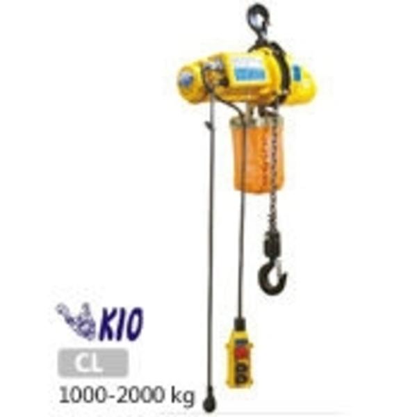 2000kg輕巧型單向電動吊車