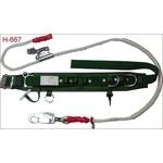 柱上型安全帶H-667