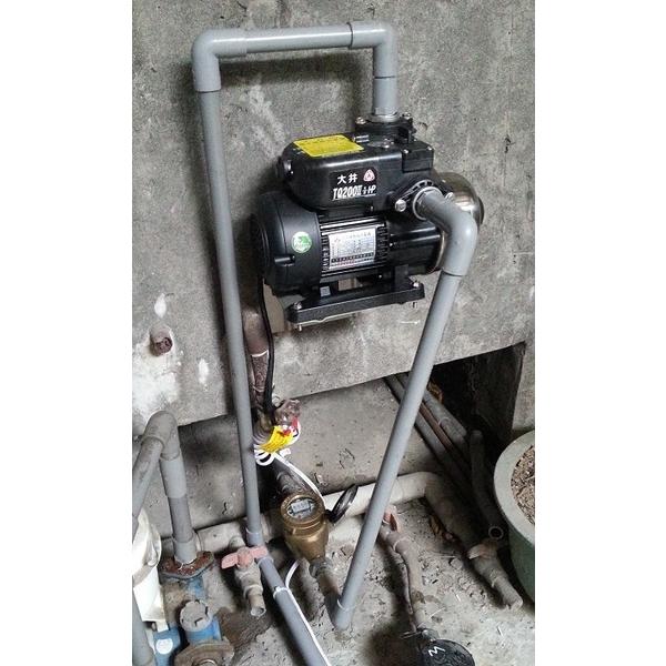 加壓馬達安裝-新碩水電有限公司-新北