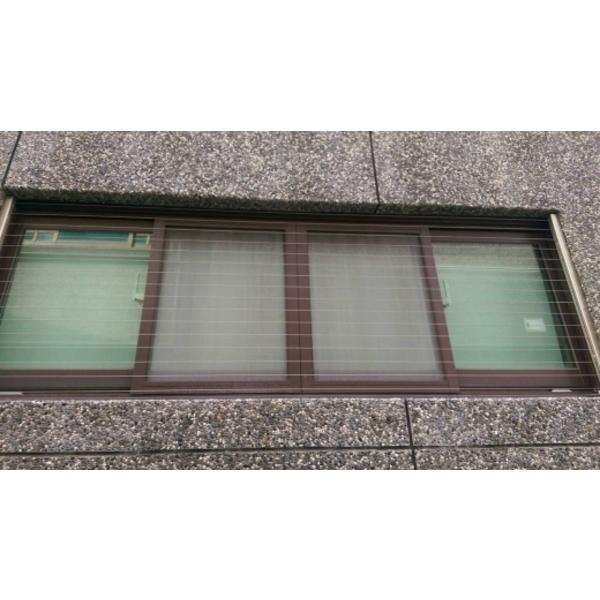 隱形鐵窗-維信鋁門窗玻璃行-台中