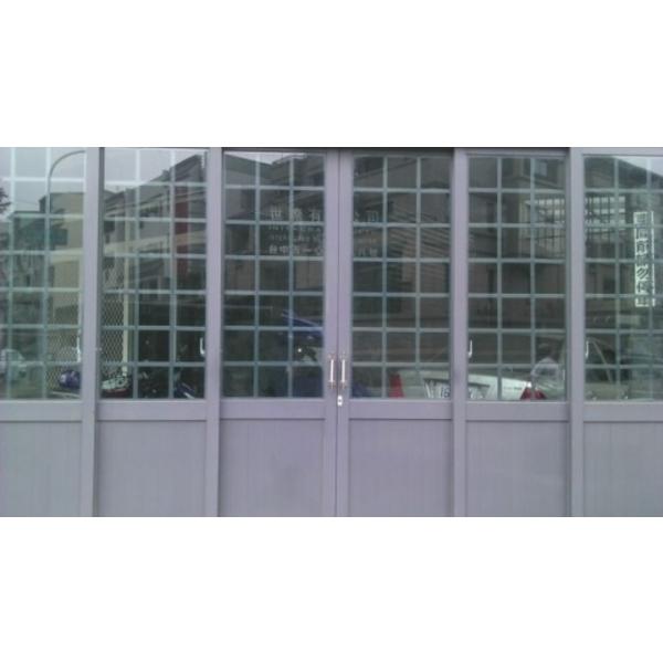 防盜格子鋁門窗-維信鋁門窗玻璃行-台中