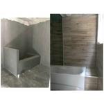 浴廁泥作磁磚