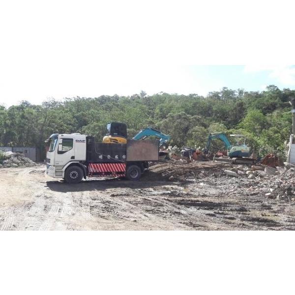 拆除清運工程-明發環保工程有限公司-新竹