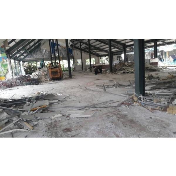 拆除工程-明發環保工程有限公司-新竹